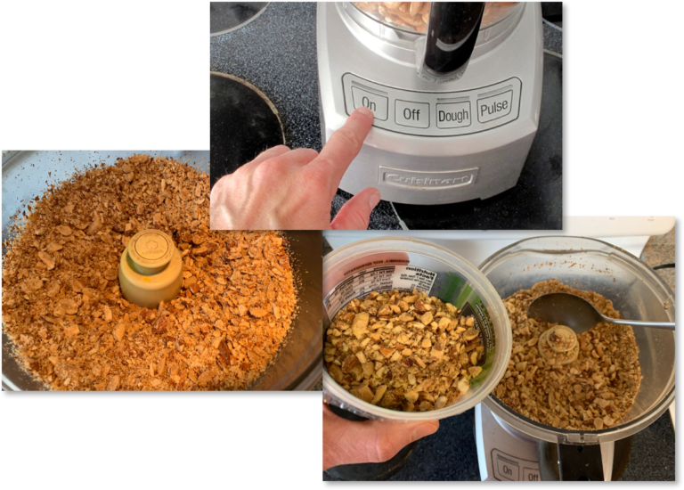 How to Grind Nuts with a Food Processor